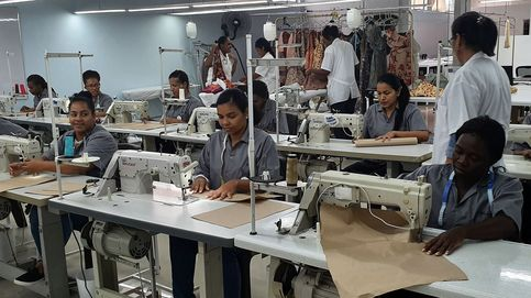 Mueren 25 obreros en un taller textil clandestino en Marruecos