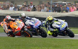 Márquez sólo gana más en la moto: Rossi sigue siendo el mejor pagado