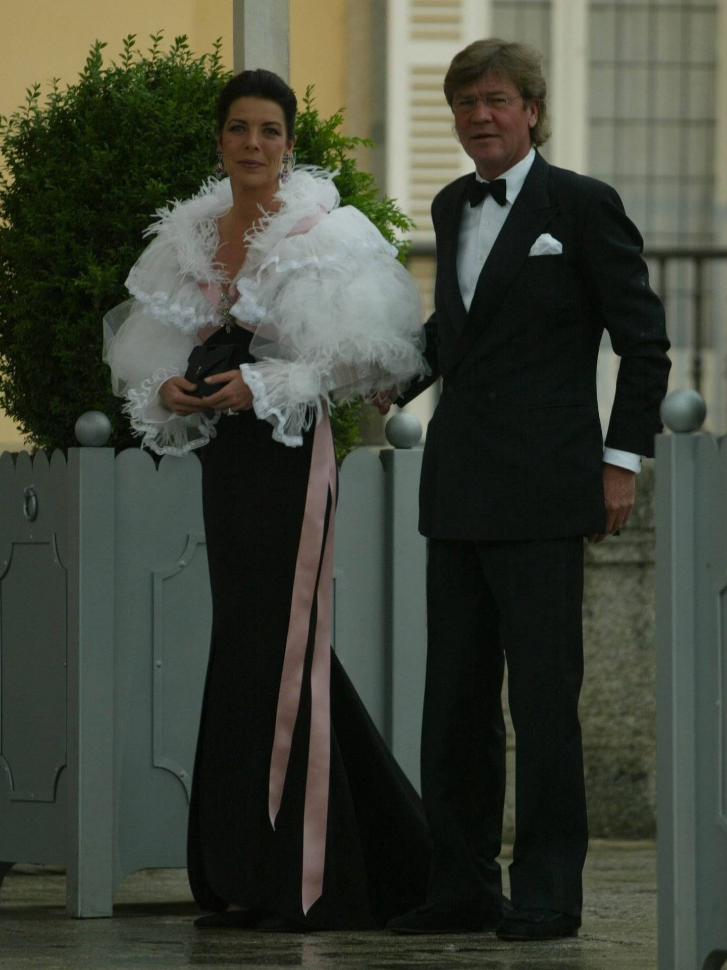 Cena de gala anterior a la boda del príncipe Felipe y Letizia Ortiz. (Cordon Press)