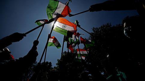 Desfile paralelo  al del Día de la República (India)