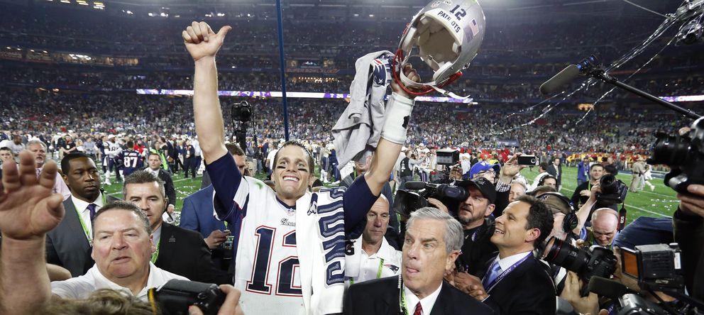 Foto: Las mejores imágenes de la Super Bowl entre los Patriots y los Sehawks de Seattle