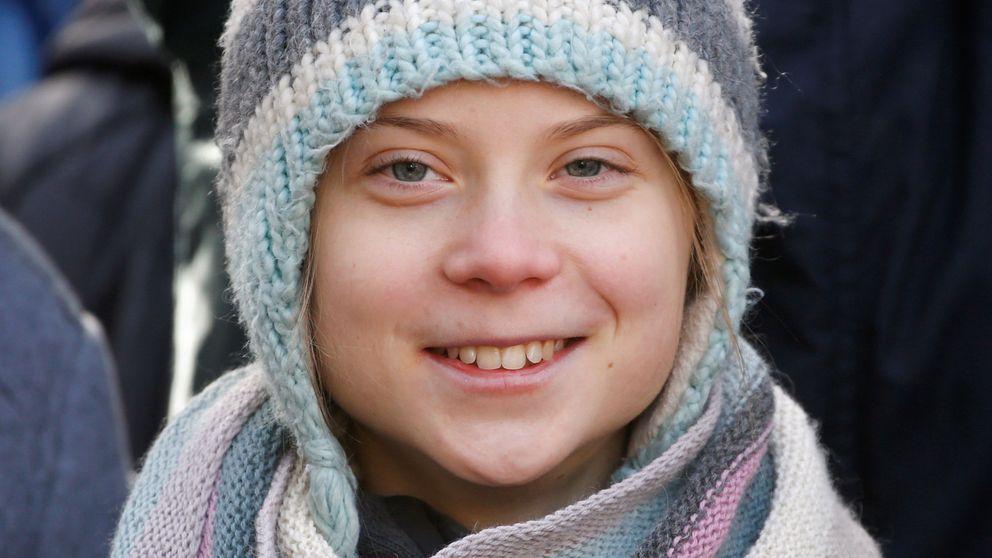 Greta Thunberg presenta una solicitud para registrar su nombre como marca