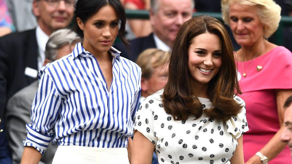 Lo que desvela la biografía de Meghan Markle de su mala relación con Kate Middleton