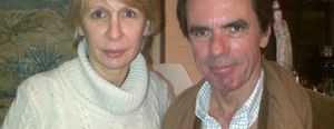 La sobrina rebelde de José María Aznar se desnuda en 'Interviú'