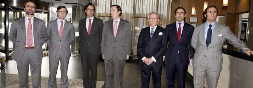 La familia 'supernumeraria' de José María Ruiz Mateos