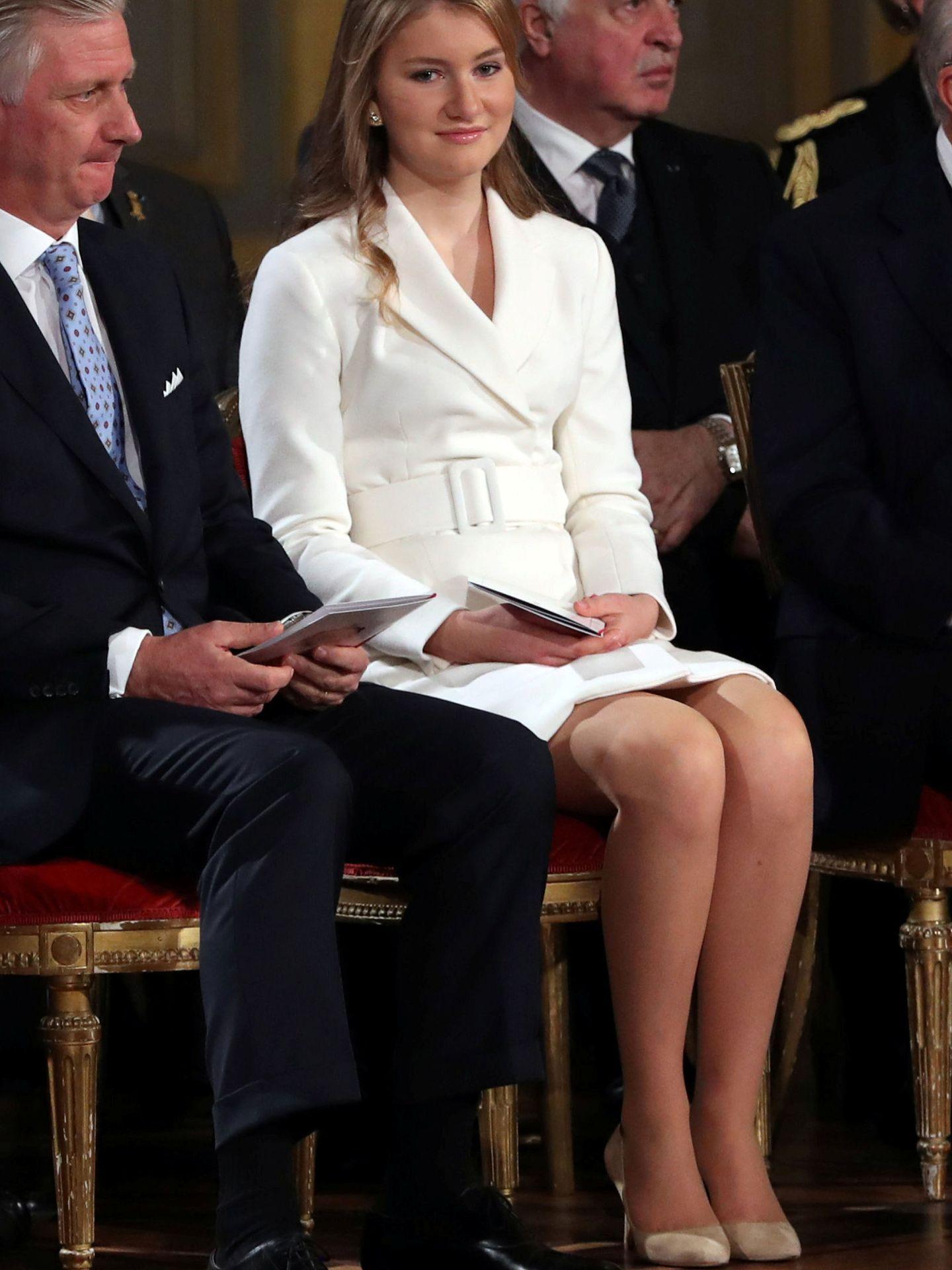 La princesa Elisabeth. (Reuters)