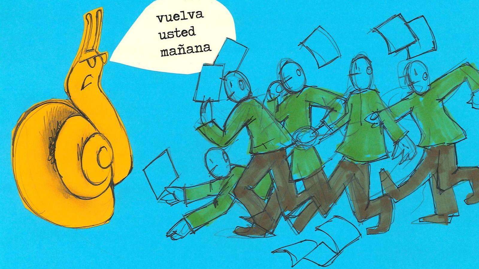Foto: Ilustración: Jesús Learte.
