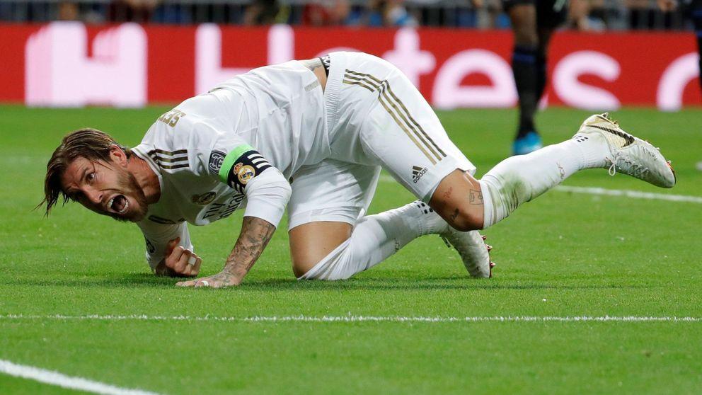 Los mejores memes del Real Madrid - Brujas en otra fatídica noche de Champions