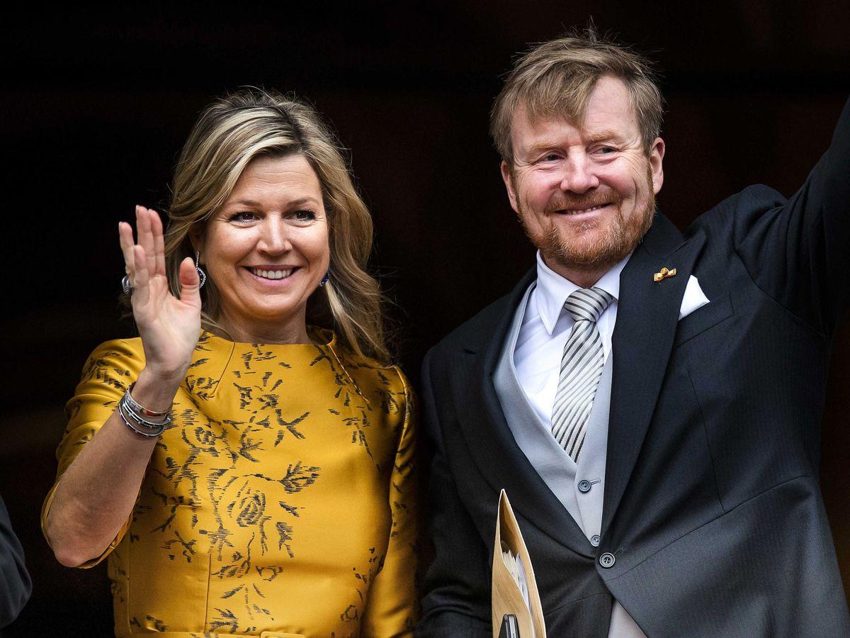 Foto: Los reyes de Holanda, en una imagen reciente. (EFE)
