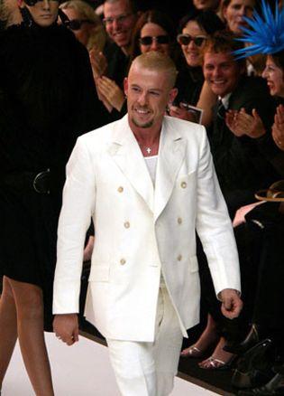 Foto: Alexander McQueen aparece muerto días después del fallecimiento de su madre