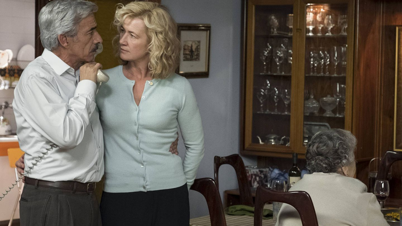 Antonio y Merche, protagonistas de 'Cuéntame cómo pasó'. (RTVE)