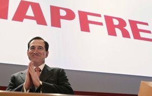Mapfre gana un 3% tras la confirmación de su 'rating'