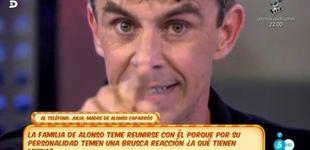Post de La madre de Alonso Caparrós se desespera con su hijo: