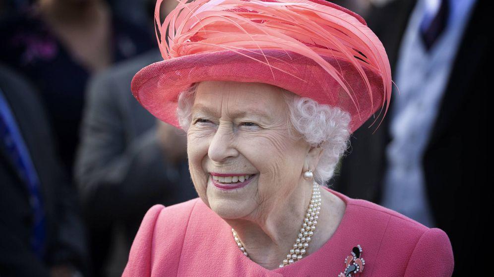 Foto: Reina Isabel II, en una imagen de archivo. (Getty)
