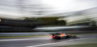 Post de Alonso en la pista más rápida del año: