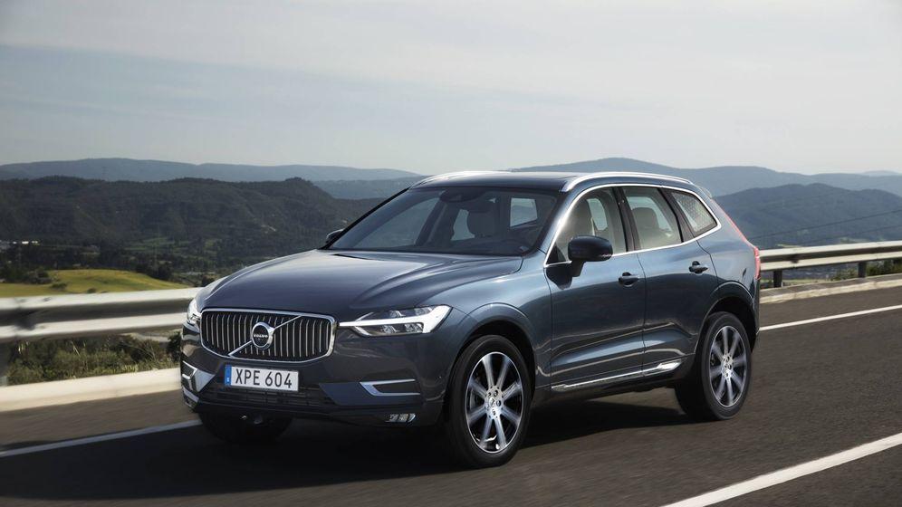 Foto: Los Volvo XC60 y XC90 son los primeros en emplear la tecnología Mild Hybrid para reducir sus emisiones.