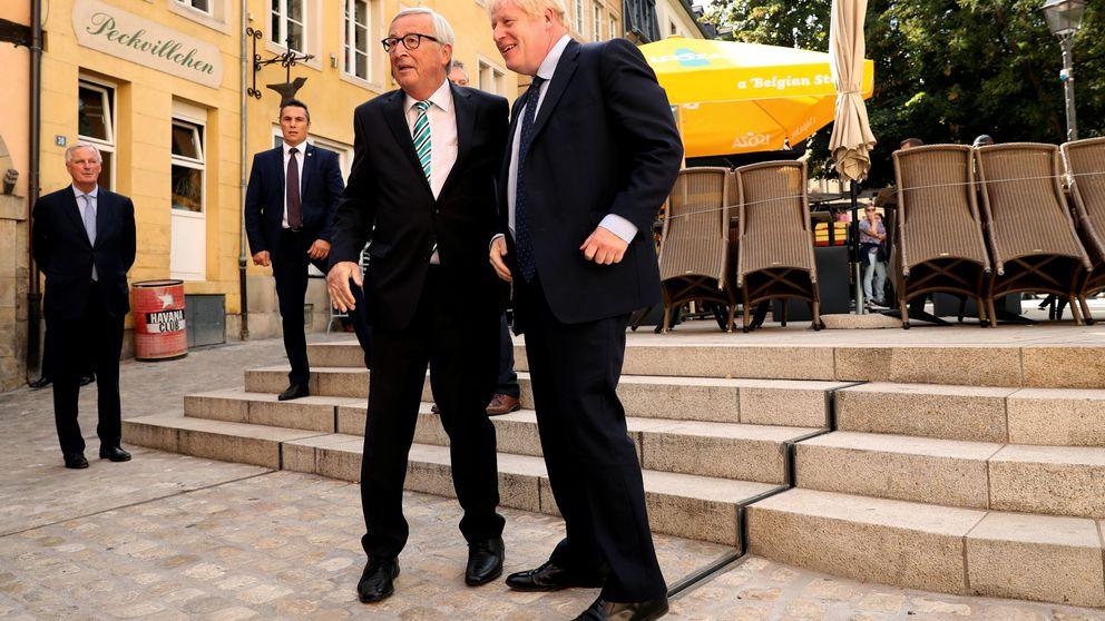 Juncker se aferra a la paciencia europea ante el precipicio del Brexit