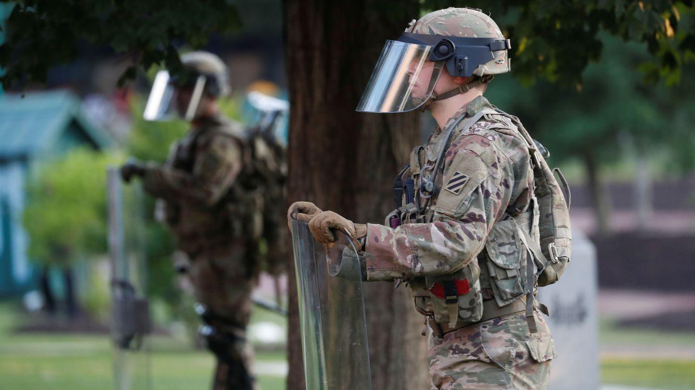 La Guardia Nacional (EEUU) moviliza a 5.000 efectivos en 15 estados contra los disturbios