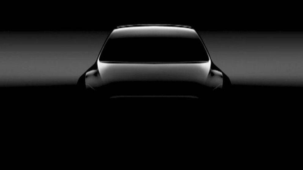 Esta es la primera imagen del nuevo coche de Tesla (y no tiene retrovisores)