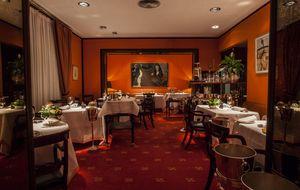 Zalacaín, el restaurante modelo de cocina sala y servicio: ¡larga vida!
