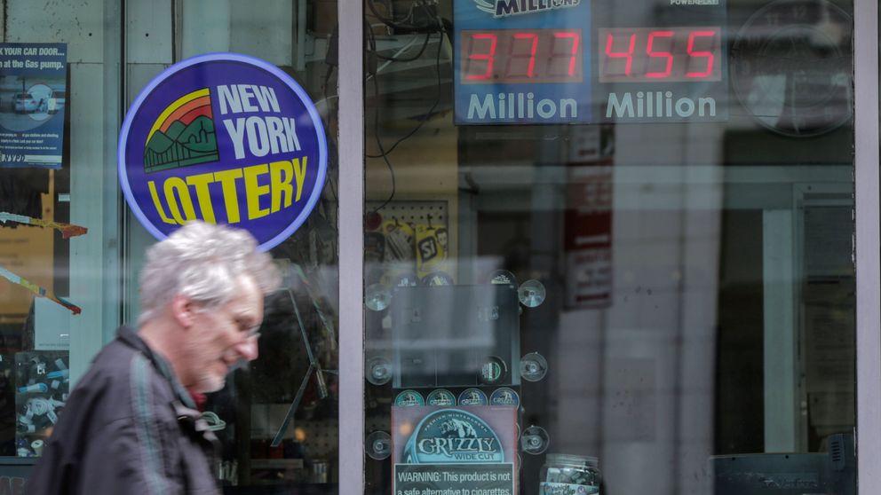 Gana 30 millones a la lotería pero asegura que no es el día más feliz de su vida