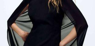 Post de Este vestido negro de Zara es tan elegante que parece de alta costura