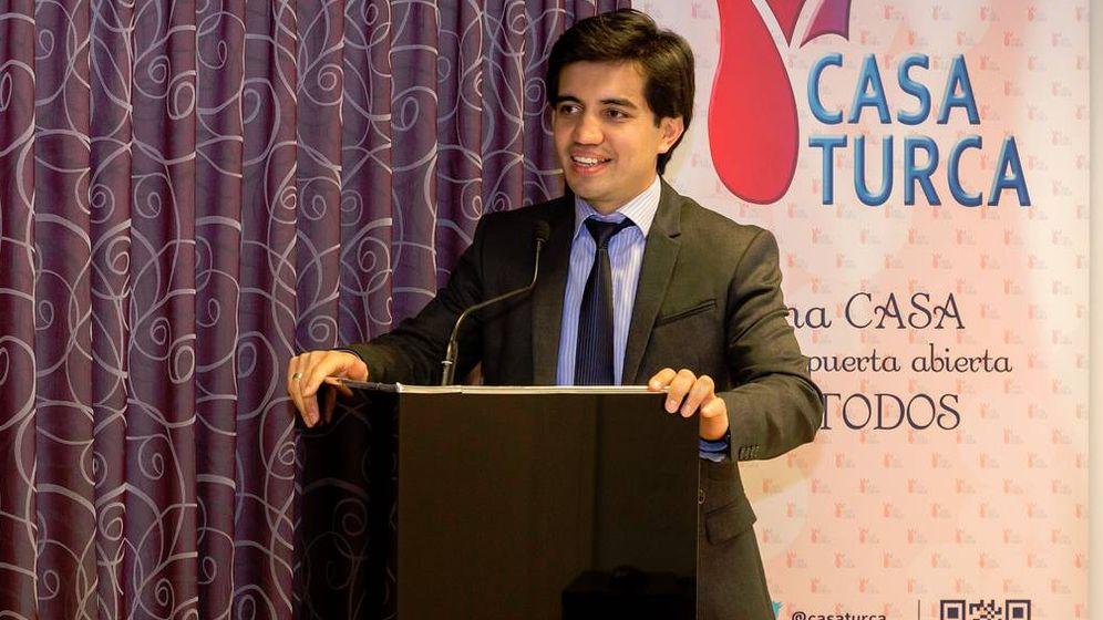 Foto: Temirjón Temirzoda Naziri. (Casa Turca)