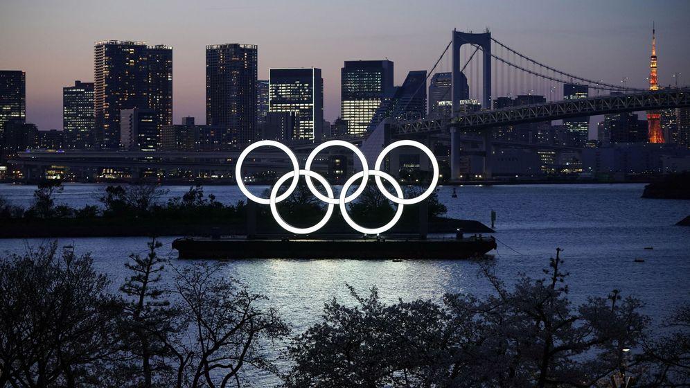 Foto: Los Juegos Olímpicos de Tokio aplazados a 2021 podrían cancelarse definitivamente (EFE EPA/Franck Robichon)