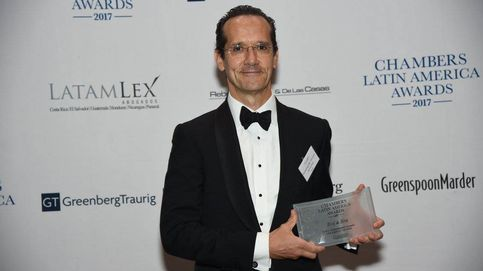 Hermenegildo Altozano, socio de Bird&Bird, premio Chambers a mejor asesor en Cuba