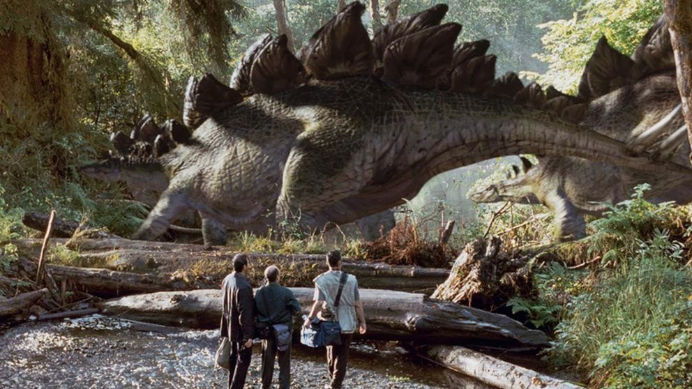 El tráiler de Jurassic World llega con un dinosaurio inventado
