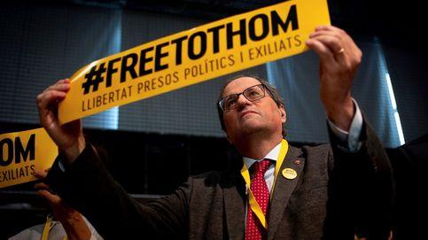 Torra acudirá mañana a despedir a los políticos presos y asistirá de público al juicio