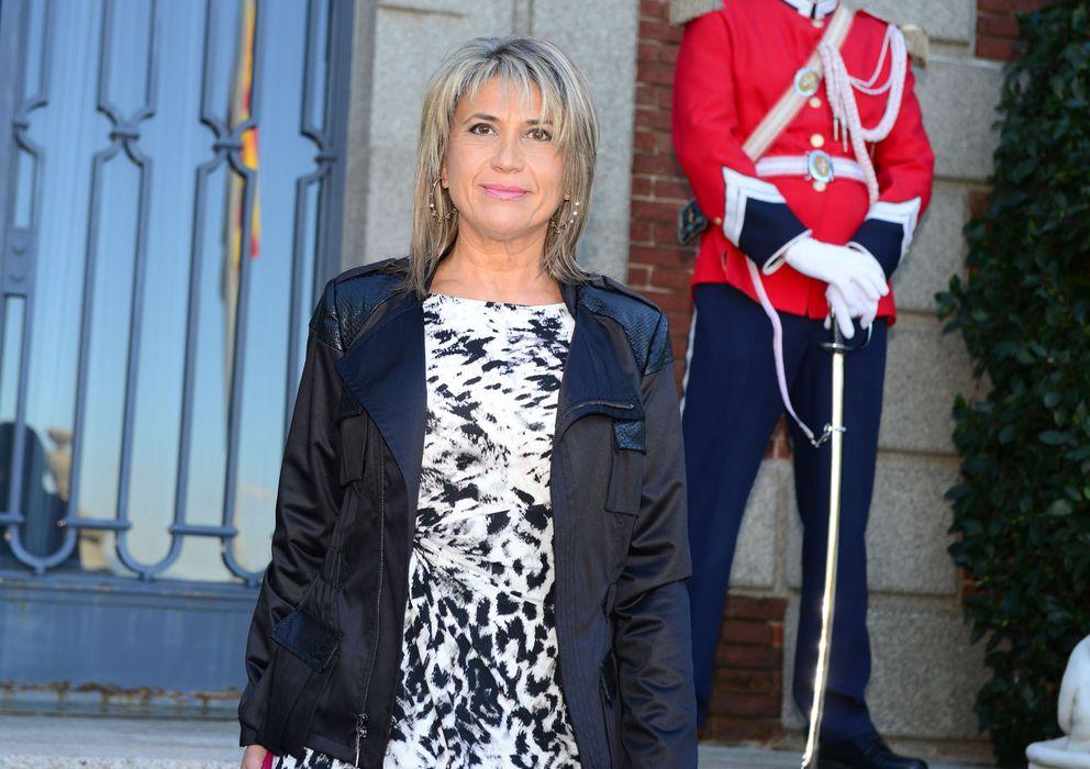 Foto: La periodista Julia Otero, en una imagen de archivo (Gtres)
