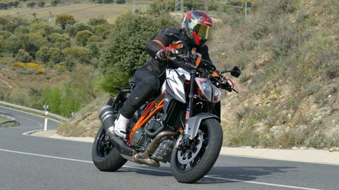 KTM 1290 Super Duke R, una 'streetfighter' de 177 CV