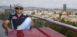 Post de Carlos Sainz, cada vez más cerca de fichar por el equipo Renault