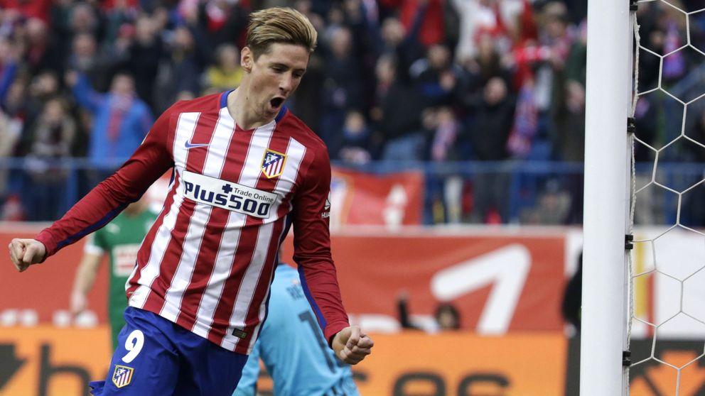 Torres se saca dos chinasde la bota en busca de la ansiada renovación