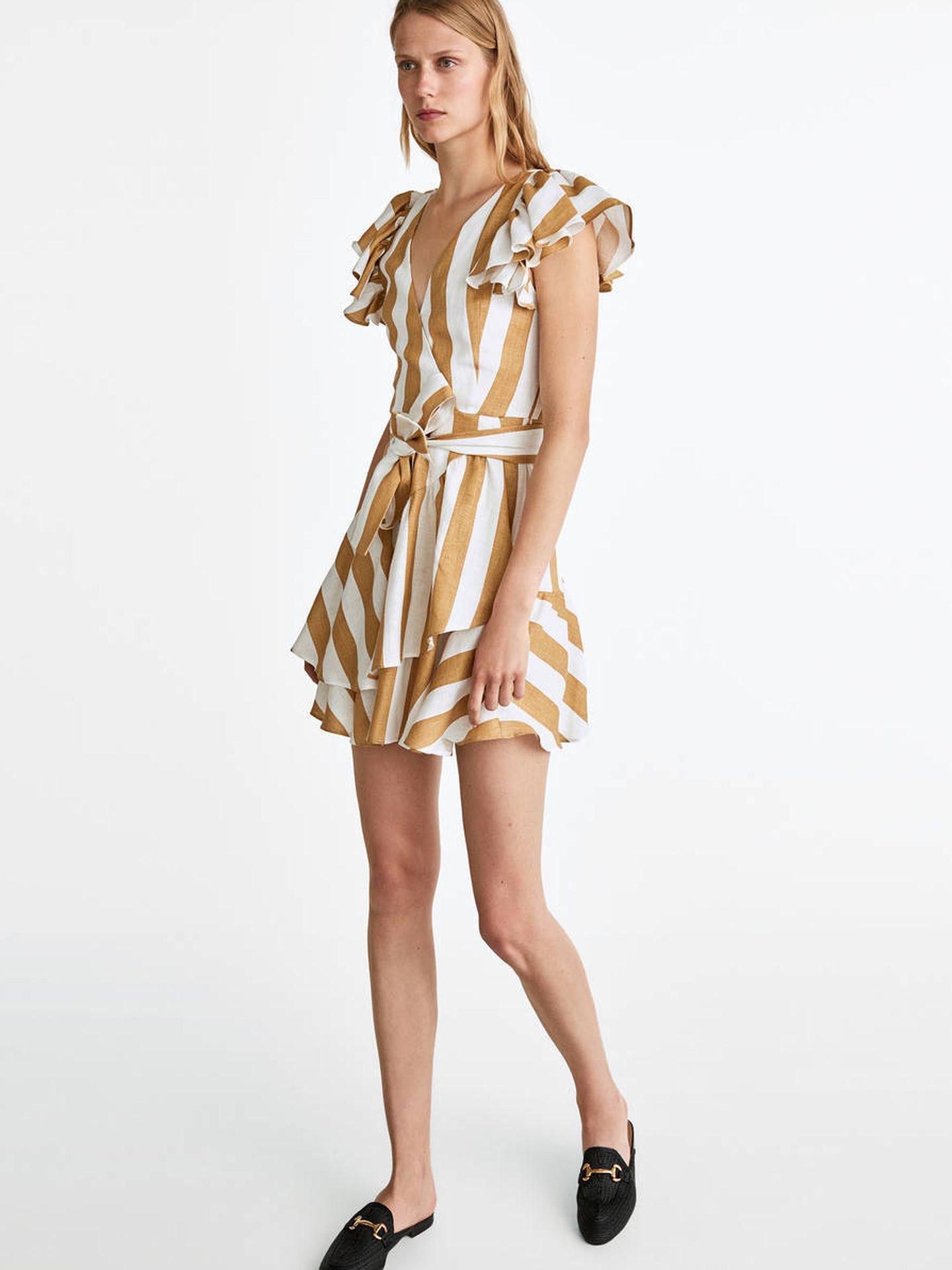 Este vestido entra directo a nuestro carrito de la compra. (Cortesía)