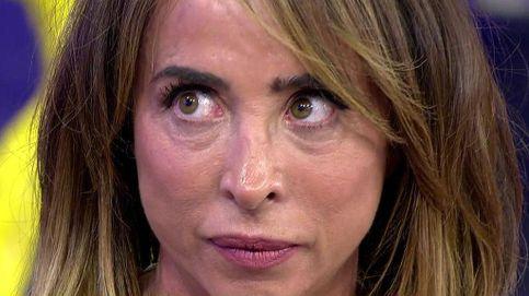 María Patiño se salta el código deontológico del periodista en 'Sálvame'
