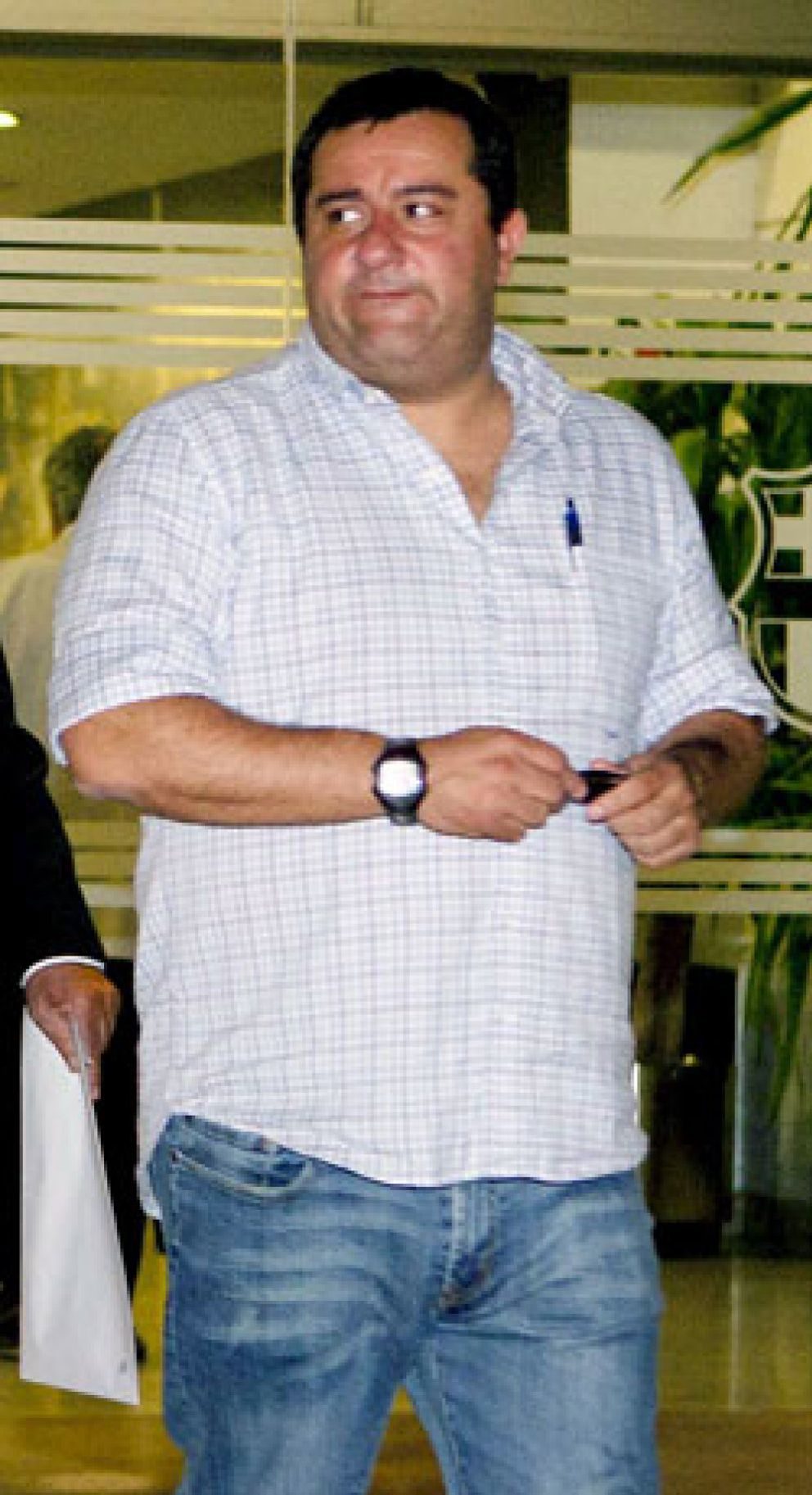 Foto: Mino Raiola, el pizzero millonario que quiso colocar a Eto'o en el Madrid