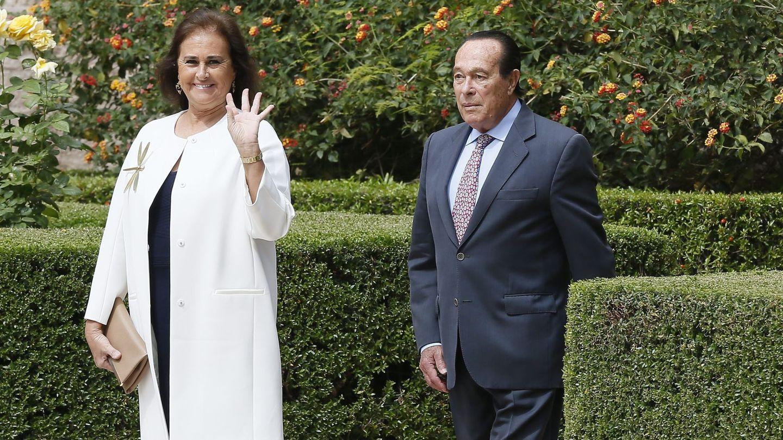 Curro Romero y Carmen Tello, en una imagen de archivo. (EFE)