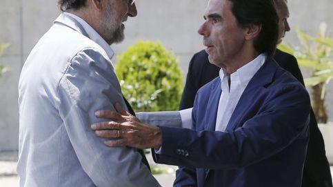 El penúltimo recado de Aznar: dos mandatos de Rajoy son suficientes