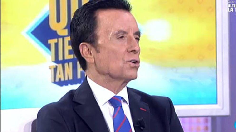 Ortega Cano confiesa sus problemas con el alcohol