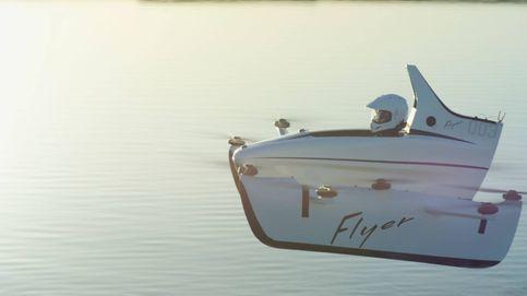 Este es el increíble coche volador del cofundador de Google