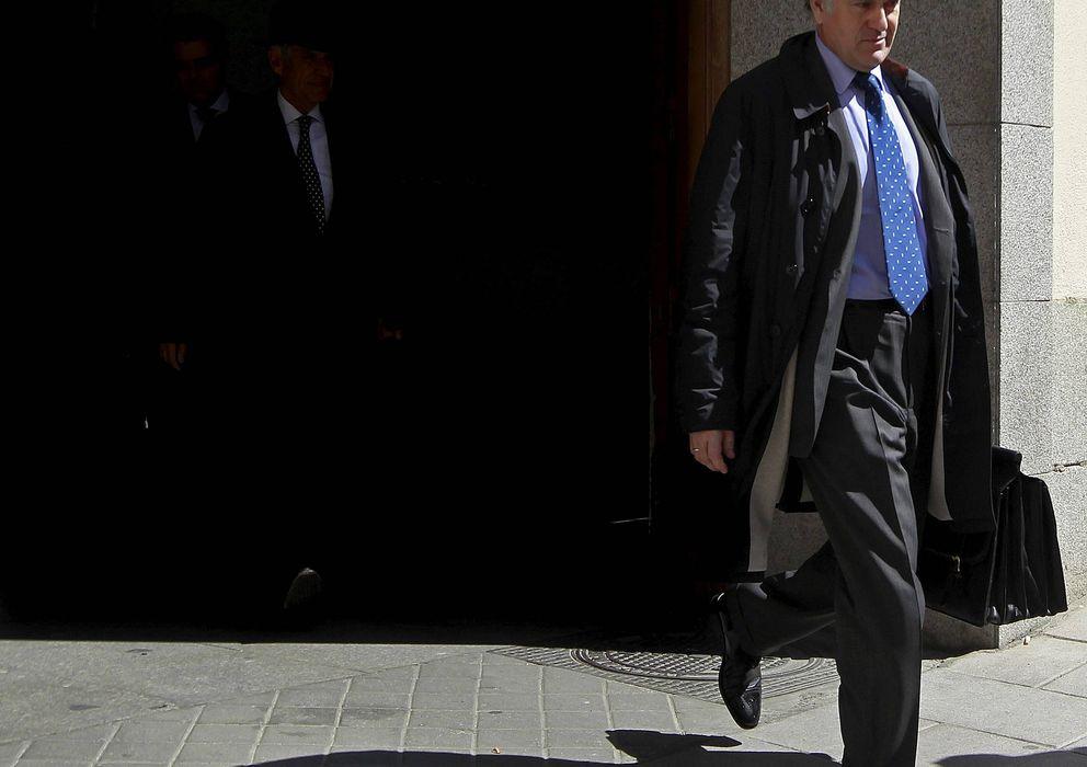 Foto: El exsenador y extesorero del PP Luis Bárcenas. (EFE)