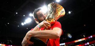 Post de La explosión de Ricky Rubio con España: 'MVP' del Mundial de China