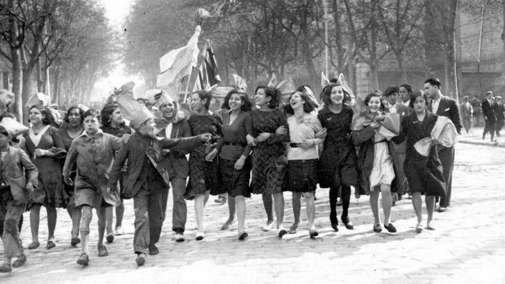 Foto: Las mujeres adquirieron nuevos derechos durante la Segunda República.