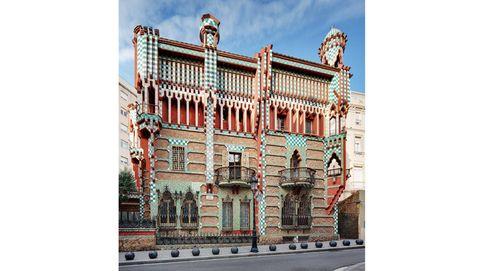 Gaudí, más presente que nunca en Barcelona con la 'nueva' Casa Vicens