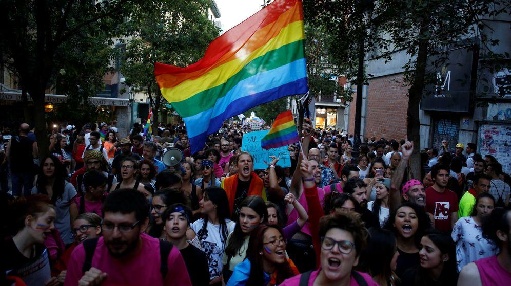Foto: Manifestación del Orgullo Crítico en Madrid. (Reuters)