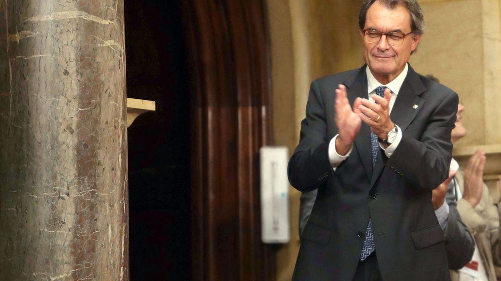 Foto:  El expresidente de la Generalitat, Artur Mas (EFE)