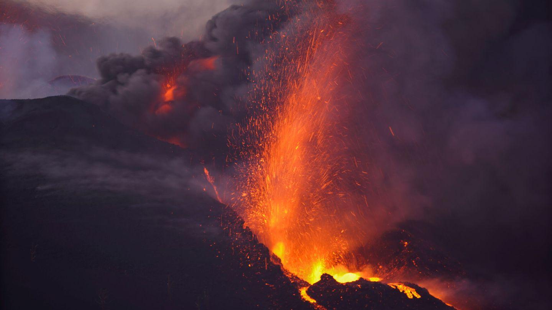 El Cumbre Vieja continúa en erupción en La Palma