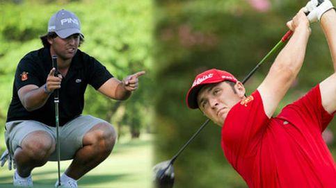 Rahm y Galiano lideran con fuerza  el rabioso futuro del golf español